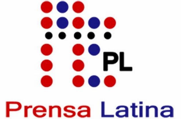 Resultado de imagen para logo prensa latina