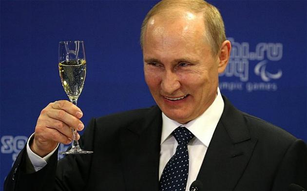 Rusia da el golpe de gracia a la Unión Europea (y al dólar)