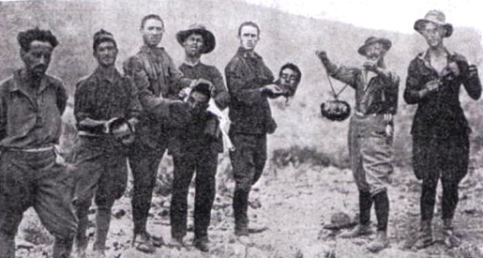 Argelia; decapitación de miembros de la resistencia contra la ocupación francesa | Global Research
