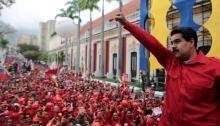 Venezuela: Apoyo popular masivo a la Revolución Bolivariana