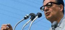 Salvador Allende, líder revolucionario de América Latina