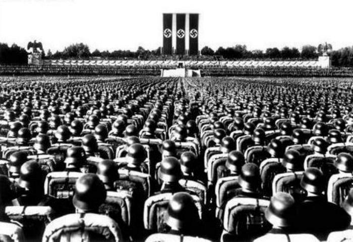 Rally nazi en Nuremberg