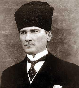 Mustafá Kemal (Ataturk)