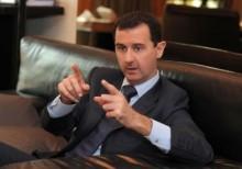 Bashar al-Assad afirma que los Estados Unidos no tienen la voluntad de llegar a ningún acuerdo sobre Siria, y que Siria ya sabía que el acuerdo de EE.UU. con Rusia no funcionaría puesto que la parte principal de dicho acuerdo consistía en atacar al Frente al-Nusra, que es un instrumento de los EE.UU. en Siria.