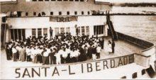 El transatlántico Santa Liberdade y la Operación Dulcinea para derrotar al franquismo e instaurar la República