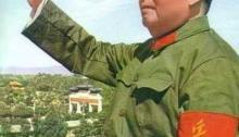 Mao Tse-tung, líder comunista fundador de la República Popular China.