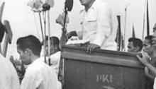 Durante La Segunda Guerra Mundial, el Partido Comunista de Indonesia encabezó la guerrilla que derrotó al invasor japonés.