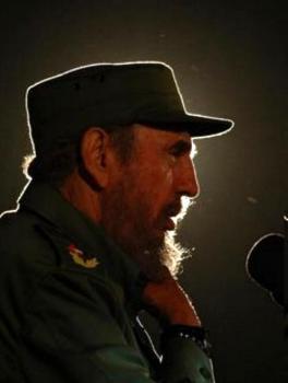 Fidel Castro Ruz, líder de la Revolución Cubana