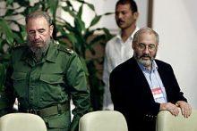 Fidel Castro y Joseph Stiglitz criticaron la globalización capitalista