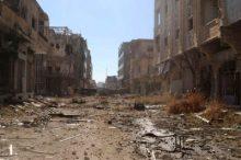 Ciudad de Daraa, Siria