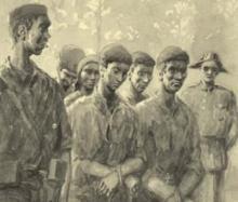 España: Castigo a prisioneros en los campos de concentración en Canarias durante la dictadura de Franco