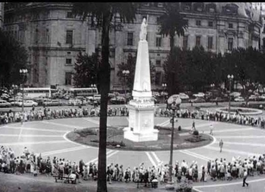 Madres de Plaza de Mayo, Argentina