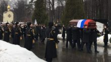 Funeral de Vitali Churkin