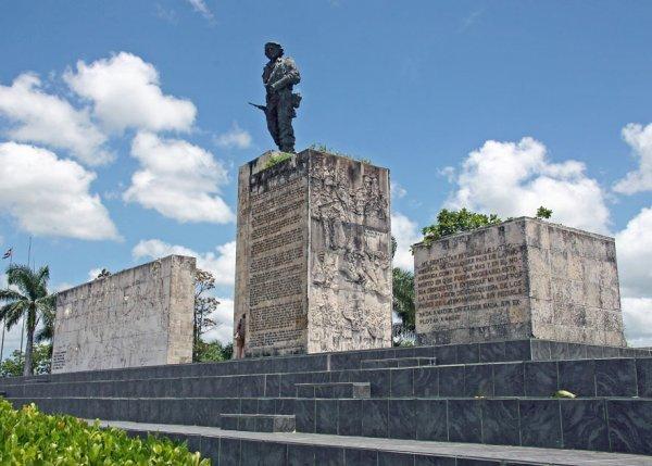 Memorial del Che y sus compañeros de lucha