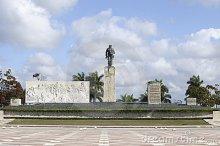 Memorial del Che y sus compañeros de lucha. Cuba