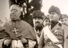 Los fascistas italianos crearon el Vaticano