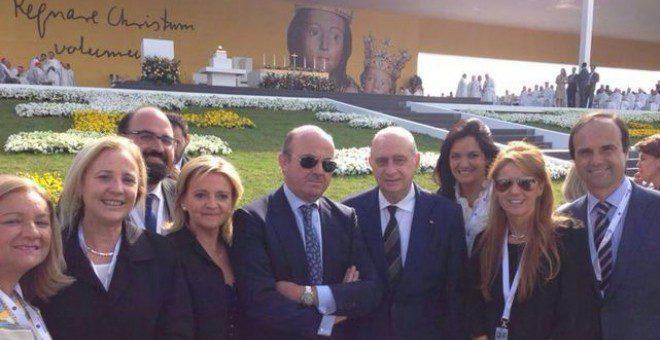 España: algunos miembros del Opus Dei
