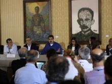 El gobierno de Venezuela llama al diálogo, pero la oposición fascista apuesta por la violencia.