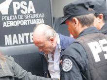 El genocida argentino Marcelo Cinto Courtaux
