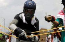 La oposición venezolana utiliza técnicas terroristas basadas en los manuales de Gene Sharp