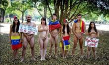 Venezuela: La élite está desnuda. Lo que la revolución de los ricos supone.