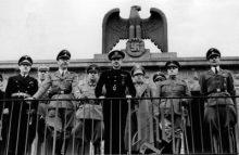 Himmler en Berlín: franquismo y nazismo se dan la mano
