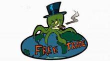 El pulpo del librecomercio