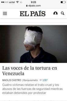 Manipulación mediática internacional sobre Venezuela