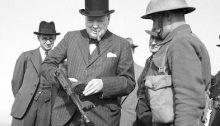 Los crímenes Winston Churchill