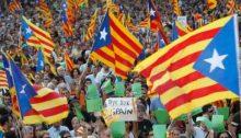 Hacia la independencia de Cataluña
