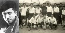 Eladio Zilbeti, fundador del Osasuna asesinado por el franquismo