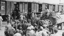 Evacuación de los chechenos ¿Dónde ven el genocidio?