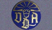 Insignia de la VDA (Verein für das Deutschtum im Ausland | Asociación para la promoción de la identidad alemana en el extranjero)