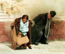 Rumania: ejecución sumarísima de los Ceausescu