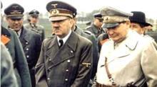 Adolf Hitler y Hermann Göring
