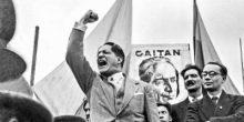 Jorge Eliecer Gaitán, líder popular colombiano asesinado por EEUU