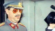 Miguel Krassnoff Martchenko, condenado a más de 400 años, fue acusado de tirar personas vivas al mar