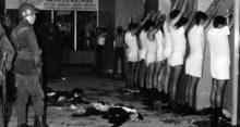 Matanza de Tlatelolco, México