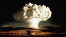Explosión nuclear   Foto: Reuters