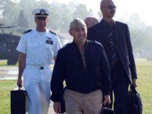 Antes de asumir sus funciones como nuevo comandante supremo de la OTAN (SACEUR), el 2 de julio de 2009, el almirante James G. Stavridis visitó discretamente el SHAPE para reunirse con los jefes de las redes stay-behind | Red Voltaire