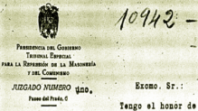 España: leyes franquistas