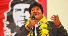 Evo Morales Ayma, presidente del Estado Plurinacional de Bolivia