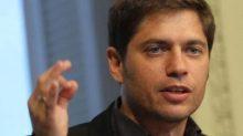 Axel Kicillof, economista, político, docente e investigador. Fue ministro de economía de Argentina durante el gobierno de Cristina Fernández de Kirchner