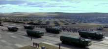 Ejercicios militares rusos Vostok-2018