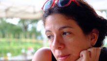 Lamia Oualalou, escritora y periodista